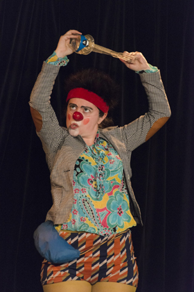 stage clown automne 2017